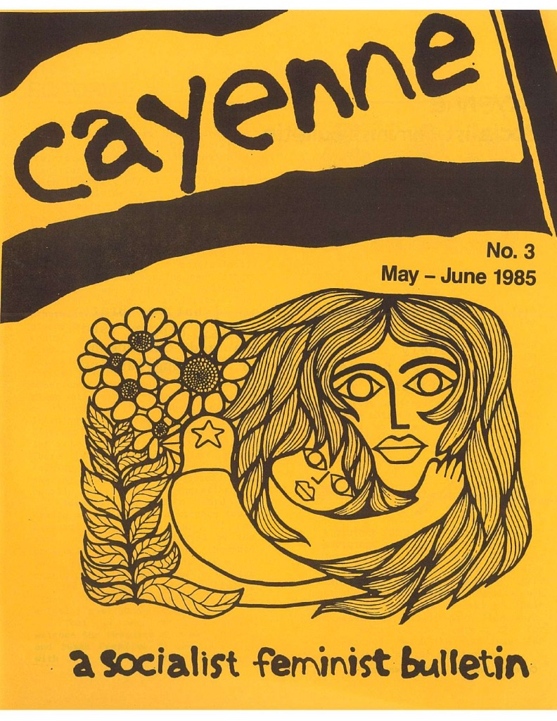 thumbnail of Cayenne – Vol. 01 Issue 03 – May/Jun 1985